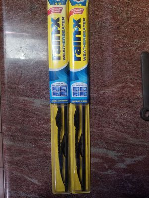Rain X windshield wipers 17 inch for Sale in Montebello, CA