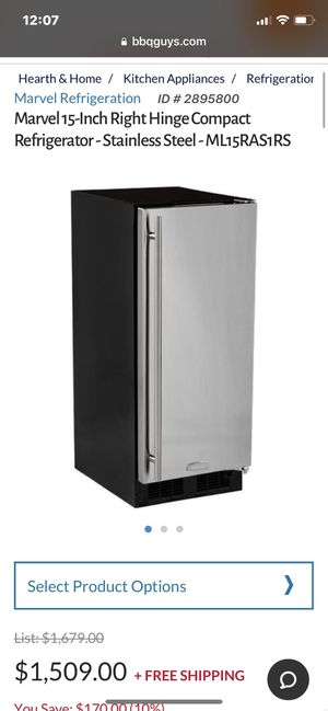 Marvel mini fridge brand new for Sale in San Diego, CA