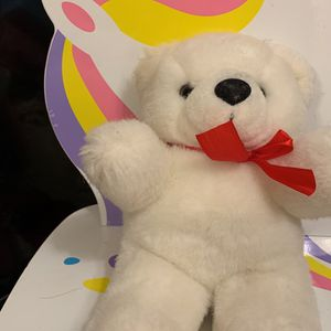 "White Teddy Bear 9"" for Sale in El Cajon, CA"