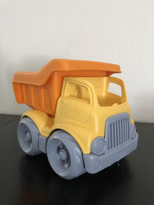 Green toys dump truck for Sale in Los Angeles, CA
