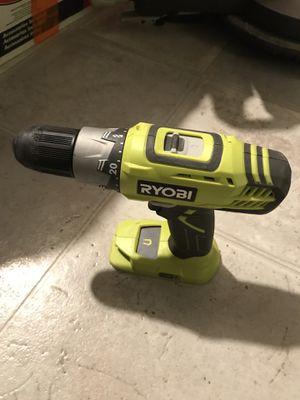 Ryobi drill for Sale in San Benito, TX