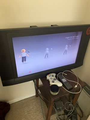 Xbox 360 Plus tv for Sale in Washington, DC