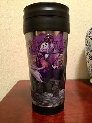Brand New With Tags Nightmare Before Christmas Beverage Tumbler for Sale in Ridley Park, PA
