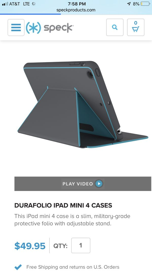 Speck IPad Mini 4 Cases