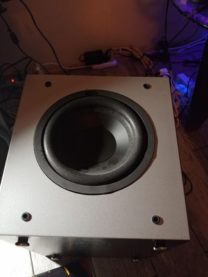 Polk Audio PSW 303 powered subwoofer for Sale in Annandale, VA