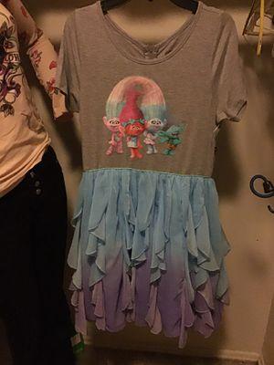 Trolls girls dress for Sale in Anaheim, CA