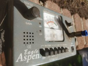 ASPEN Eagle Satélite signal meter for Sale for sale  Los Angeles, CA