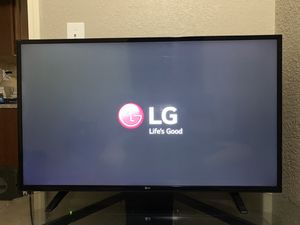 LG TV 40in for Sale in Wichita, KS
