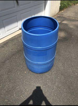 55 Gallon blue drum for Sale in Southington, CT