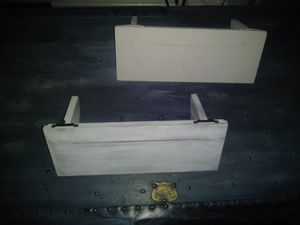 Small wall decorative wall shelves. (Only 1 left) for Sale in San Bernardino, CA