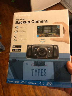 Back up camera for car for Sale in Emeryville, CA