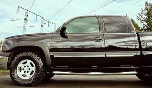 2003 CLASSIC CHEVY SILVERADO 4x4 EXTENDED CAB for Sale in Virginia Beach, VA