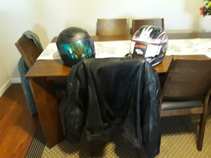 Motorcycle gear for sale for Sale in Fresno, CA