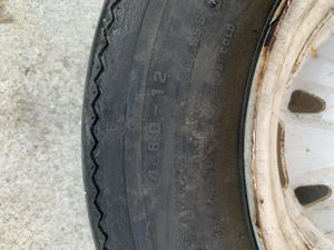Trailer tire for Sale in South Gate, CA