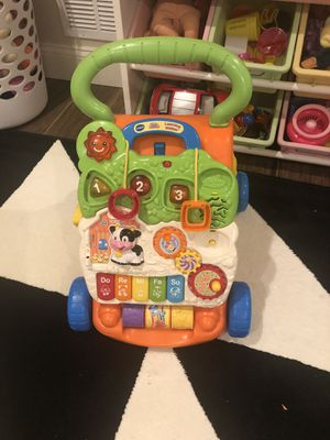 Kids baby walker toy for Sale in Edison, NJ