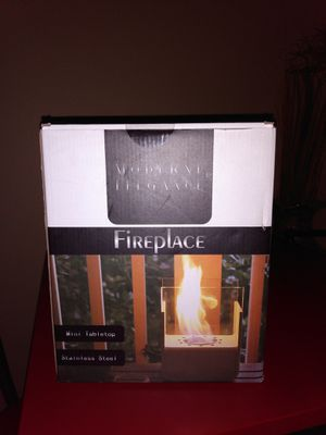 New fireplace. for Sale in Kent, WA