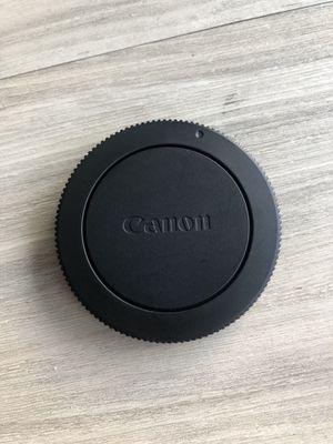 Canon mirrorless camera body cap cover for Sale in Tampa, FL