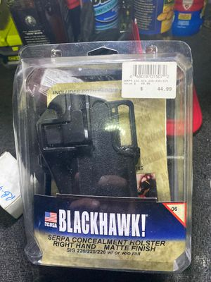 Black Hawk Sherpa Concealment Holster : Right hand. for Sale in Aurora, CO