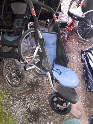 strollers one running one regular 30 each. 300 other items listed on site. for Sale in Atlanta, GA