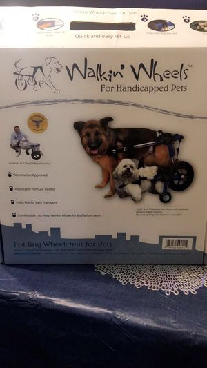 Dog wheelchair for Sale in McHenry, IL