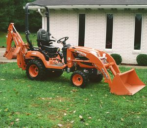 Tractor 2016 Kubota BX 25 D 4x4 for Sale in Anchorage, AK