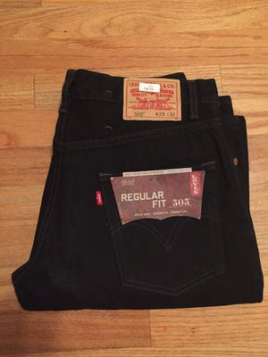 Black Levi Jeans - Mens (BRAND NEW) for Sale in Tampa, FL