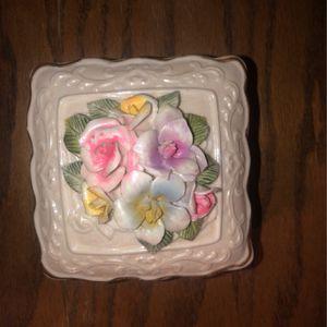 Porceline Flower Box for Sale in Los Angeles, CA