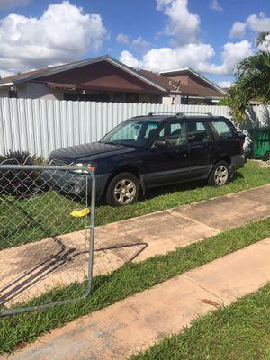 Subaru 2005. 4cl manual todo bueno 151 k for Sale in Miami, FL