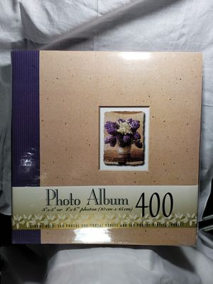 Large 3 Ring Photo Album hold 400 photos for Sale in South Zanesville, OH