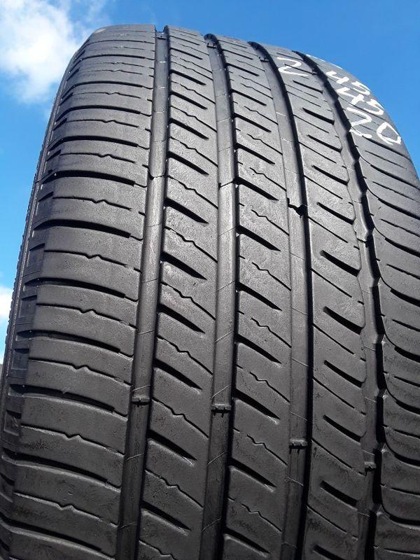245/45-20 #2 tires