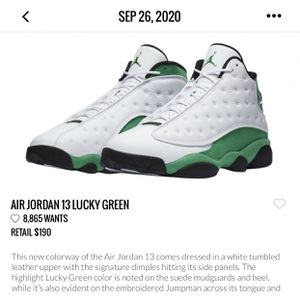 Jordan 13 lucky 🍀 for Sale in Hampton, VA