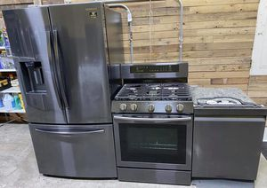 NEW (3) Piece Kitchen Combo (SAMSUNG) *Finance Available* for Sale in East Hartford, CT