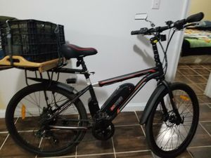 E bike 6 to 8hrs barely used for Sale in New York, NY