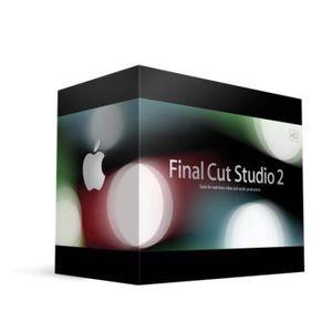 Apple Final Cut Studio 2 for Sale in Falls Church, VA