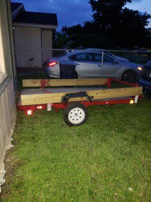 utility trailer 4x8 for Sale in Miami, FL