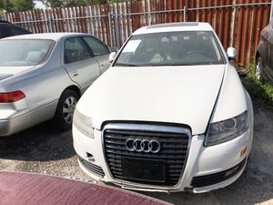 2009 Audi A6 parts only for Sale in Gibsonton, FL