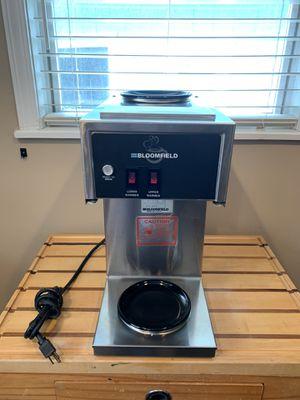 Super Clean Bloomfield Coffee Maker for Sale in Walled Lake, MI