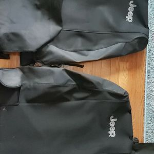 Sturdy waterproof Jeep Wrangler Seat Covers And Mats for Sale in Alexandria, VA