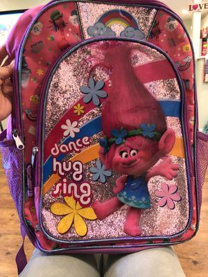 Trolls backpack for Sale in Bakersfield, CA