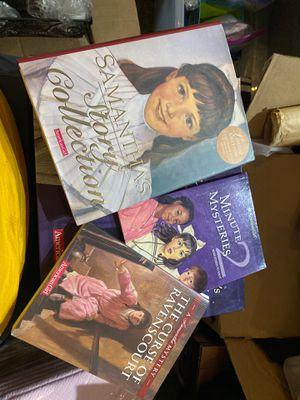 America Girl game ! Three books from America girl! Good condition! $20.00 for Sale in La Mirada, CA