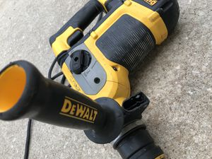 DewAlt rotary hammer for Sale in Channelview, TX