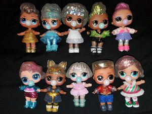 Lol surprise dolls new winter disco for Sale in Oxnard, CA