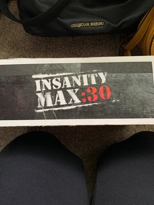 Insanity Max 30 . for Sale in Norwood, MA