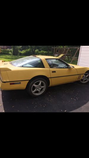 1986 Chevy Corvette auto ac 178k for Sale in Woodbridge, VA