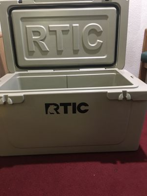 RTIC 65 QTs cooler for Sale in Austin, TX