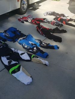 DIRT BIKE RIDING GEAR for Sale in Simi Valley,  CA