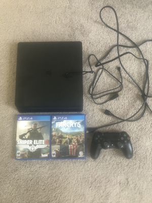 PS4 Slim 1TB for Sale in Middle River, MD