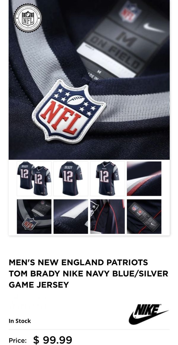 Men's New England
