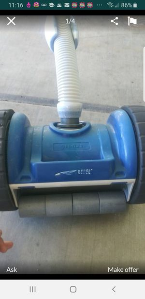 The rebel pool vaccum for Sale in Port Richey, FL