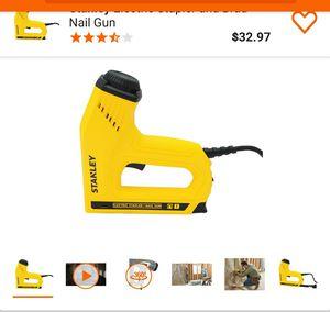 Electric Staple/Nail Gun for Sale in Pomona, CA